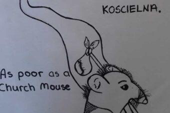 Biedny Jak Mysz Koscielna