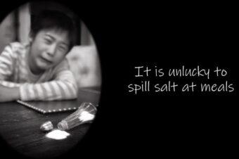 Don't Spill the Salt!